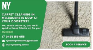 Carpet Cleaning Melbourne is now at your doorstep