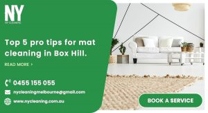 Mat Cleaning in Box Hill